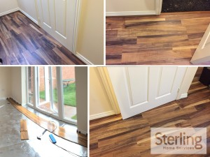 Laminate-Flooring-Walnut-Finish